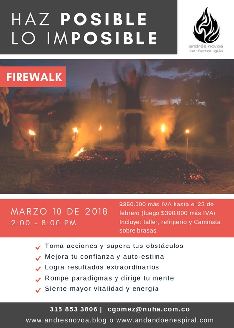 Firewalk Mar 18